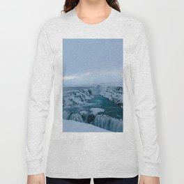 Gullfoss, Iceland Long Sleeve T-shirt