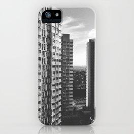 living in singapore iPhone Case