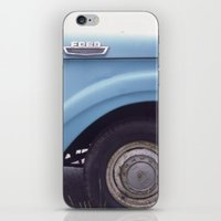 ford iPhone & iPod Skins featuring ford by auntie loren