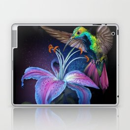 The Stargazer and The Hummingbird Laptop & iPad Skin