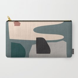 // Shape study #21 Carry-All Pouch