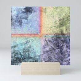 abstract 4 Mini Art Print