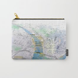 Pittsburgh Aerial Carry-All Pouch