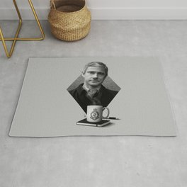 The blogging army doctor Rug