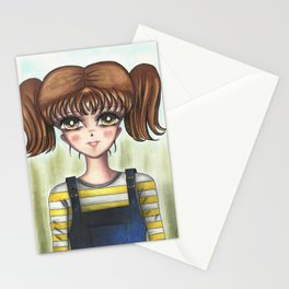 Farm Girl Stationery Cards