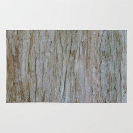 TEXTURES -- Dawn Redwood Bark Rug