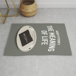 Monty Python's The Meaning of Life - Alternative Movie Poster Rug