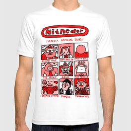 Nitnedor 1000% Official Shirt T-shirt