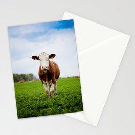 Die Kuh macht Muh Stationery Cards