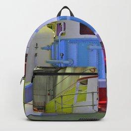 machine room HPP Backpack