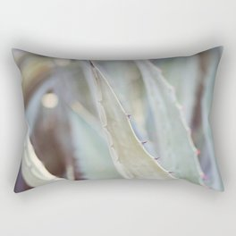 Winter Agave #3 Rectangular Pillow