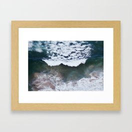A Sky in the Ocean Framed Art Print