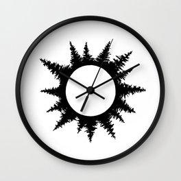 Son Tree Wall Clock