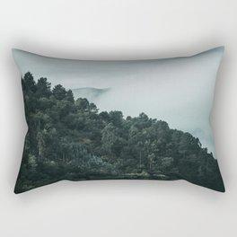 douro mountains and valley Rectangular Pillow