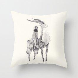 もののけ姫 Throw Pillow
