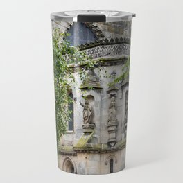 Rosslyn Chapel outside Edinburgh, Scotland Travel Mug