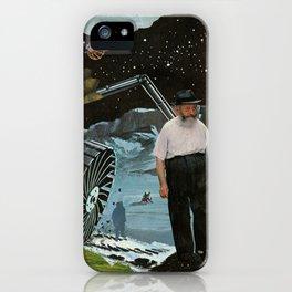 Lunar Landscape iPhone Case