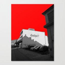 Empty (scene15) Canvas Print