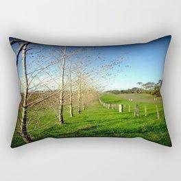 Country Road Rectangular Pillow