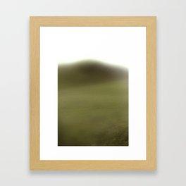 Breath #6 Framed Art Print