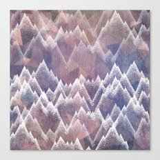 Forever Mountains Canvas Print