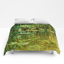 Rainforest 2 Comforters