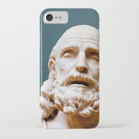 philosophy iPhone & iPod Cases featuring Philosophy of Pleasure by youngkinderhook
