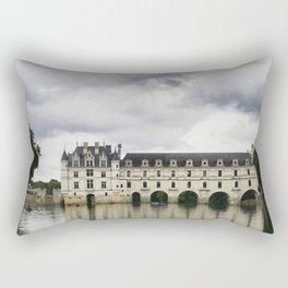Chateau de Chenonceau Rectangular Pillow