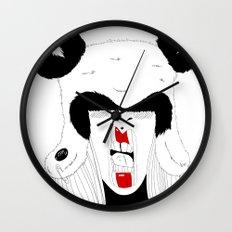 Pand'Hat Wall Clock