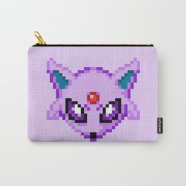 Pixellated Espeon Carry-All Pouch