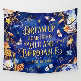 Dream up Wall Tapestry