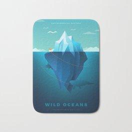 Wild Oceans Bath Mat