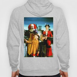 PENNYWISE IN MARY POPPINS Hoody