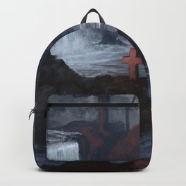 You are alone Backpack