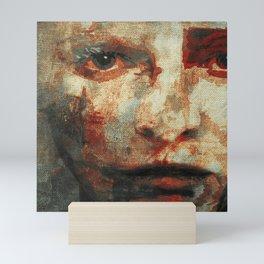The Human Race 3 Mini Art Print