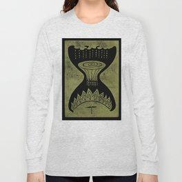 Healing (Black) Long Sleeve T-shirt