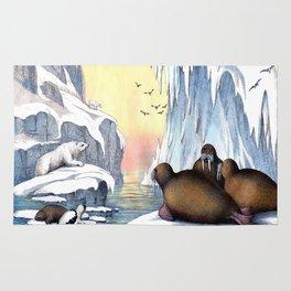 Polar Convention Rug