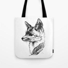 My Little Fox by camarocaro Tote Bag