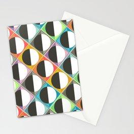 eclipse diamonds Stationery Cards
