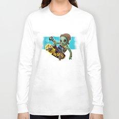 Area 51 Skate Park Long Sleeve T-shirt