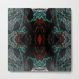 Wavelength 5 Metal Print