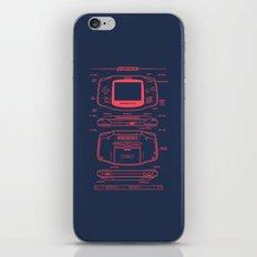 GB Advance iPhone & iPod Skin