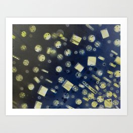 PBlY DebrisField Art Print