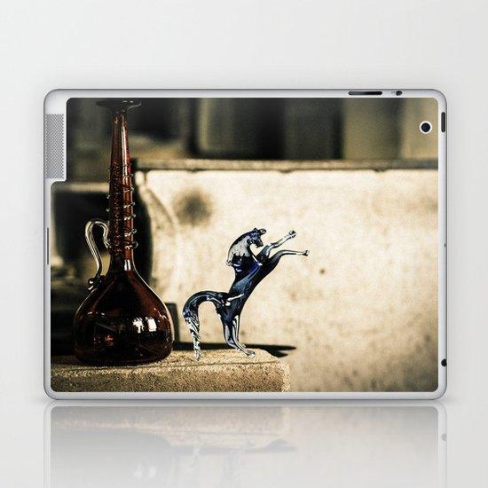 Horse of Glass, Italy Laptop & iPad Skin