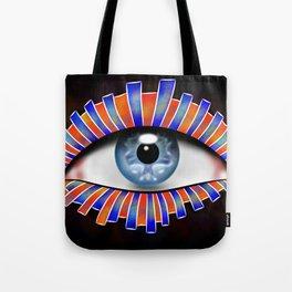 Globellium V1 - an eye on you Tote Bag