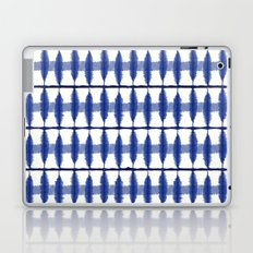 Indigo Stripe Laptop & iPad Skin