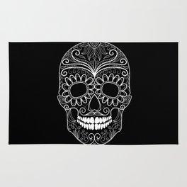 The Dark Side of Skull Rug