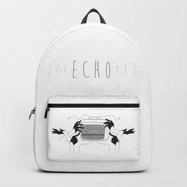 Echo tv Backpack