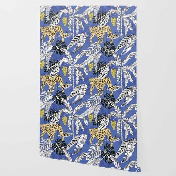 jungle marker pattern Wallpaper