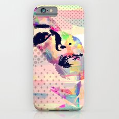 Abstract girl Slim Case iPhone 6s